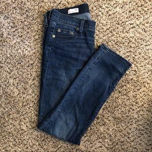 Gap Girlfriend Skinny Jeans